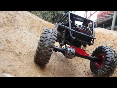 Boom Racing New Venomous & Sandstorm KRAIT 2.2 beadlock wheels