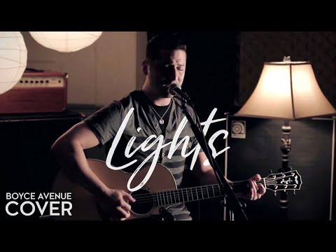 Baixar Ellie Goulding - Lights (Boyce Avenue acoustic cover) on iTunes