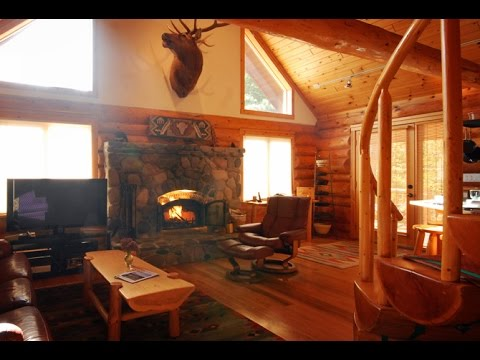 Trouthaus, a Cabin at Rock Creek Trout Bums