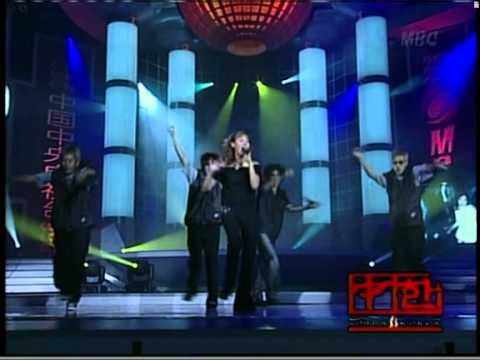 Live 20021017 Korea China Concert   Diamond   Dana Feat U Know Yunho