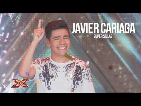 Le dedica su presentación a Dios y sucede lo mejor | Javier Cariaga | Factor X Bolivia