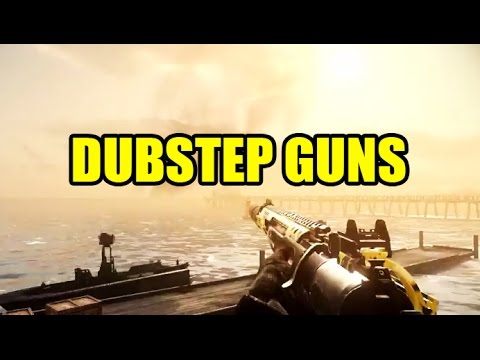 AMAZING DUBSTEP CALL OF DUTY GUN SYNC! (Multi-COD) - videogames  - xCJVJ9tmALE -