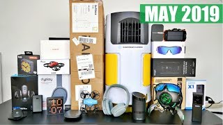 Coolest Tech of the Month May 2019 - EP#29 - Latest Gadgets You Must See