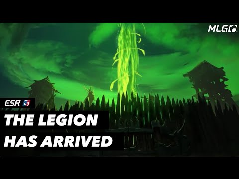 World of Warcraft: The Legion has Arrived