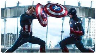 Captain America Vs Captain America - Fight Scene | AVENGERS 4 ENDGAME (2019) Movie CLIP HD