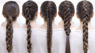 How to braid your hair 6 Cute braid for beginners