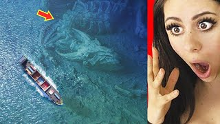 Unusual UNDERWATER DISCOVERIES That Cannot Be Explained