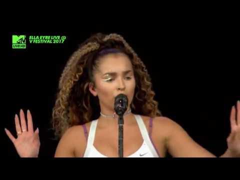 ELLA EYRE - LIVE @ V FESTIVAL 2017