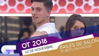 Clase de BAILE con RUBÉN (24 NOV)   OT 2018