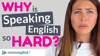 SPEAKING ENGLISH: Is this holding you back?