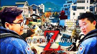 LIVE STREAM TẬN THẾ ZOMBIE CÙNG TEAM ĐỤT - WORLD WAR Z - ĐẾN NHẬT BẢN THÔI !!!