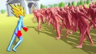 CHEATING DEATH!!   Totally Accurate Battle Simulator #3