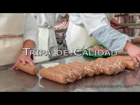 Casings L Guerrero | Tripa Natural para embutidos