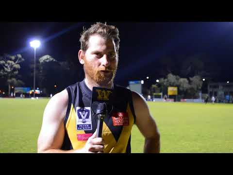 Nathan Laracy: 100 Club Games