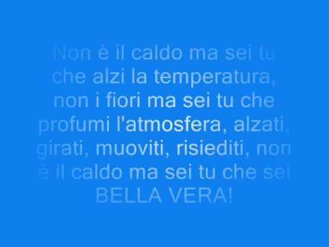 Bella Vera Max Pezzali