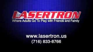 Jugar al laser tag