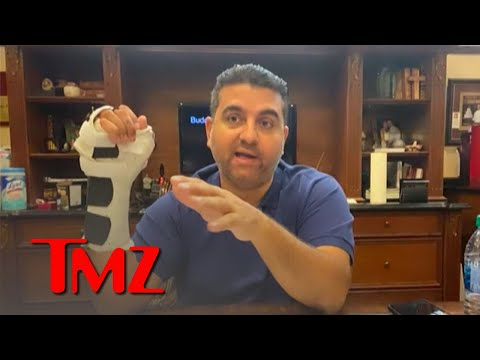 'Cake Boss' Buddy Valastro Reveals Horrific Details of Hand Injury   TMZ