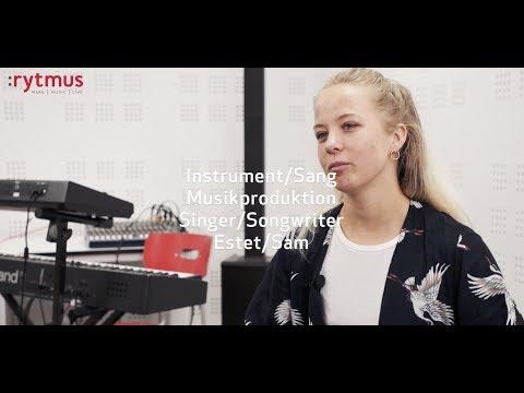 Tag din studentereksamen på et musikgymnasium - Rytmus