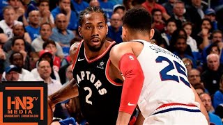 Toronto Raptors vs Philadelphia Sixers - Game 3 - Full Game Highlights | 2019 NBA Playoffs