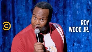 The Real Reason People Aren't Standing for the National Anthem - Roy Wood Jr.