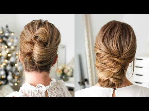 2 Holiday Hairstyles | Missy Sue