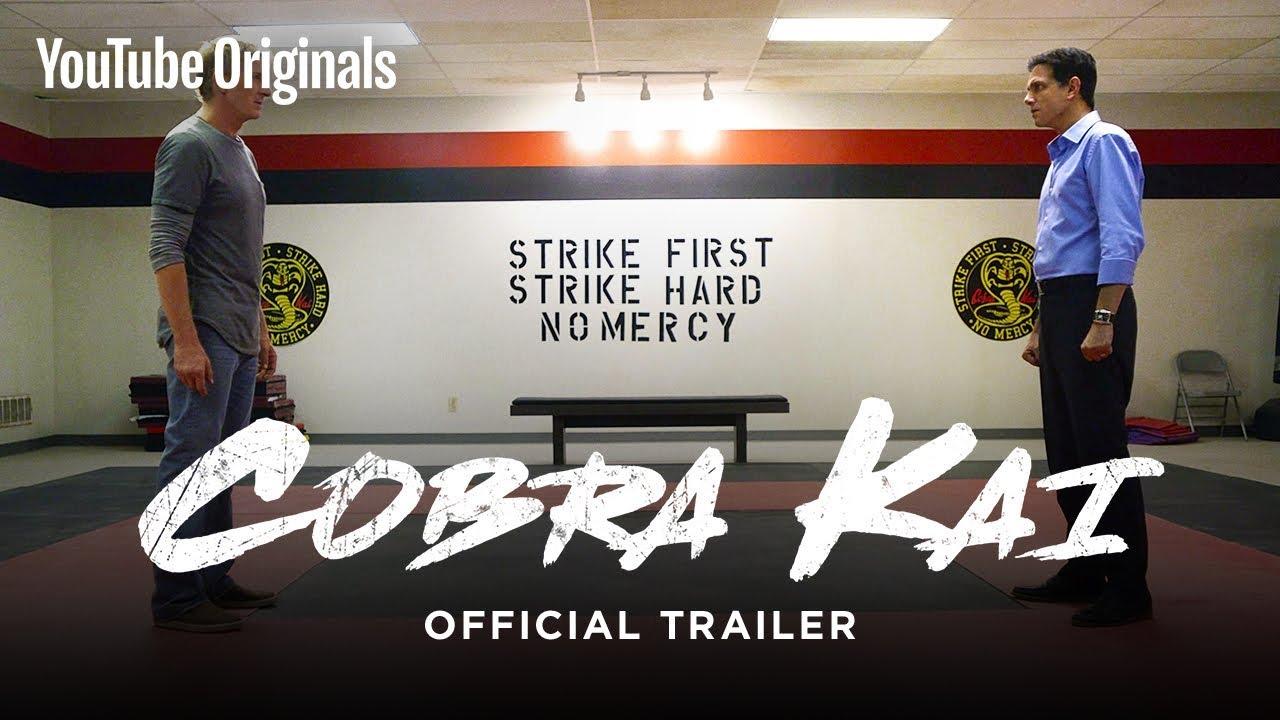 Trailer de Cobra Kai