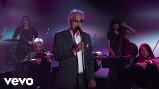Andrea Bocelli - If Only (Jimmy Kimmel Live!)