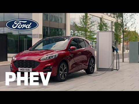 Jak používat veřejné nabíjecí stanice | Veřejné nabíječky PHEV | Ford Česká republika