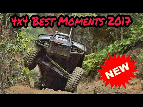 Best 4x4 Moments 2017