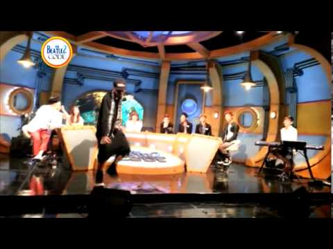Beatles code - 엑소 춤짱 카이의 Baby don't cry full