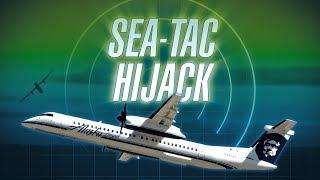 Stolen Horizon Air Q400 at Sea-Tac [with ATC audio]