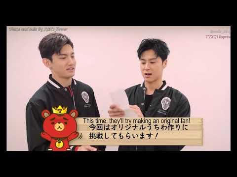 TVXQ - SHOW ga Nai #6 (Eng Sub)