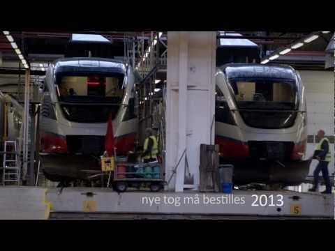 Fremtidens jernbane