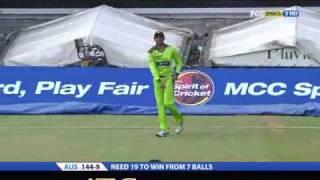 Australia v Pakistan 2010 2nd Twenty20 Visit At www.itgangsters.com