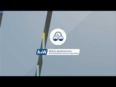 A+W Software -  Mobile Applikationen