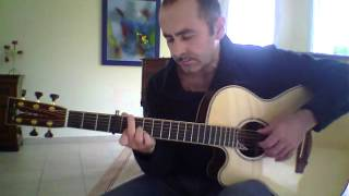Ludovico Einaudi - Fly (Guitare Cover)