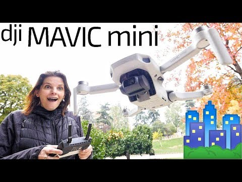 video DJI Mavic Mini Combo