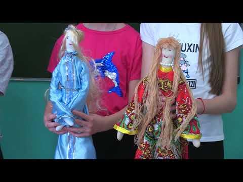 Детское объединение «Своя кукла» Быковского дома творчества