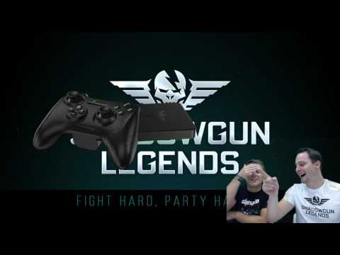 Epic MADstream | Hot news about Shadowgun Legend and SG:DZ Gameplay!