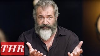 """Mel Gibson, 'Hacksaw Ridge': """"I Like Telling Stories Where No One Says Anything"""" 