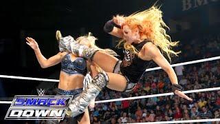 Becky Lynch vs. Charlotte: SmackDown, June 2, 2016