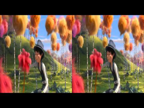 The Lorax 3D Trailer