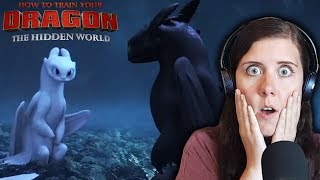 Silver Reacts: How To Train Your Dragon: The Hidden World - Trailer #1!