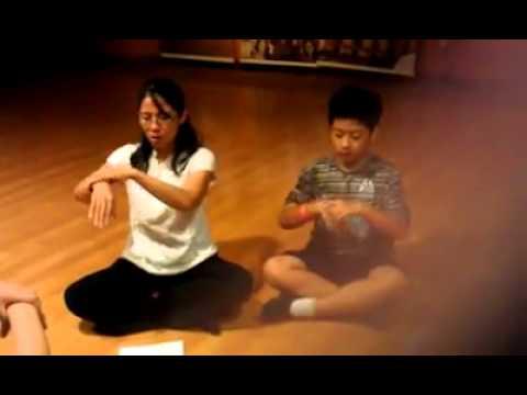 慈濟桃園兒童精進班 面對過錯手語教學