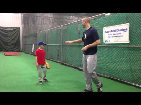"Baseball Dudes Video Tip ""Soft Hands"" w/Chris Gissell"