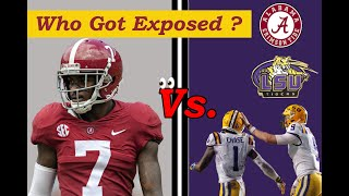 Trevon Diggs vs Ja'Marr Chase, Joe Burrow and the Explosive LSU Offense (MUST WATCH)
