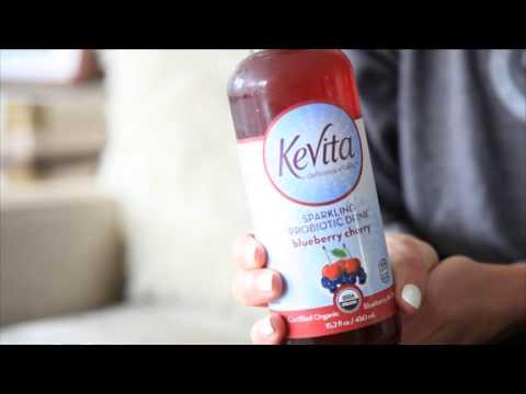 Lori Harder explains why she loves KeVita!