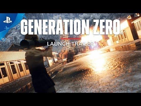 Generation Zero - Trailer de lançamento | PS4