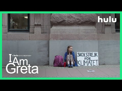 I Am Greta • Trailer (Official) • A Hulu Original Documentary