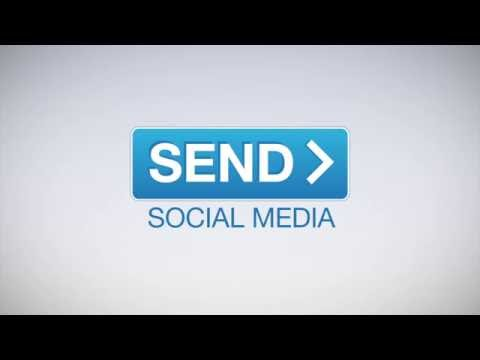 How to Create a Call to Action Ad on your Posts Using Sniply with Send Social Media